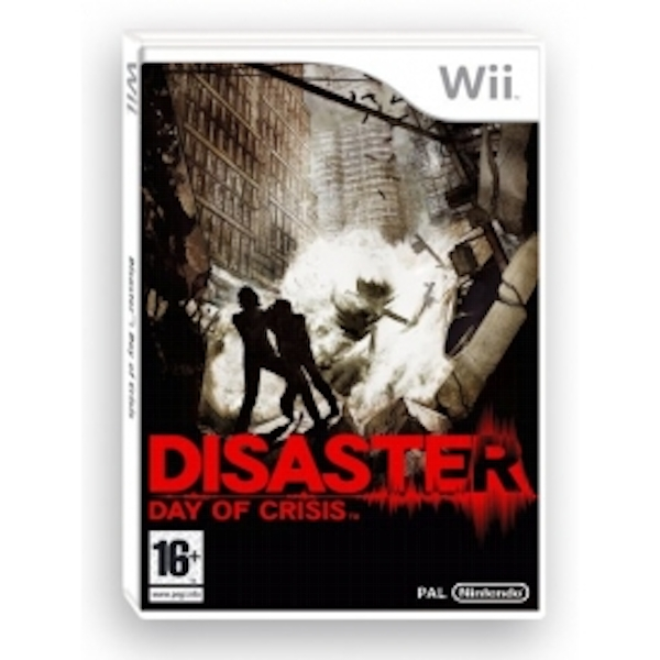 Disaster Day Of Crisis Game Wii - Image 2