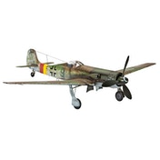 Focke Wulf Ta 152 H 1:72 Revell Model Kit
