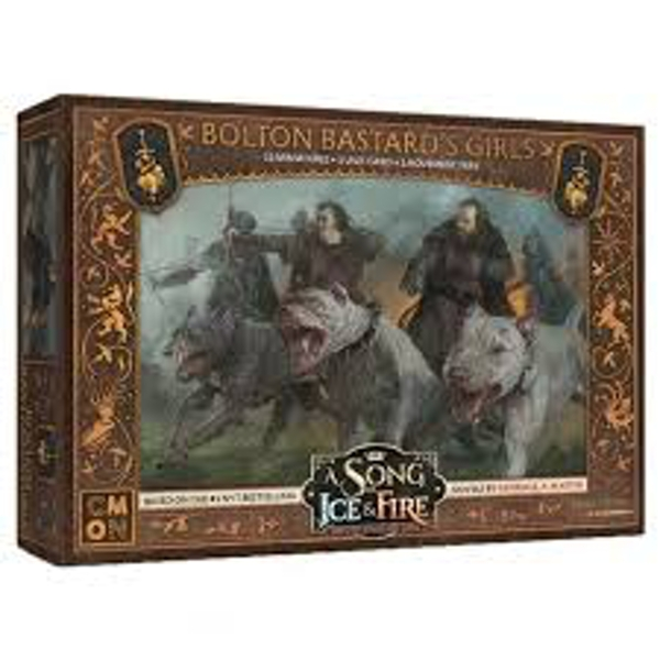 A Song Of Ice and Fire Expansion Bolton Bastard's Girls