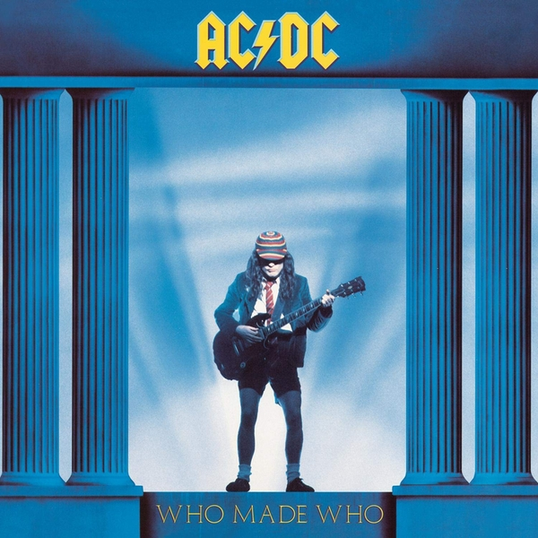 ACDC - Who Made Who Vinyl