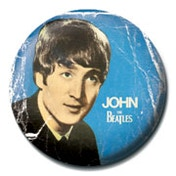 The Beatles - John Badge