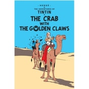 The Crab with the Golden Claws by Herge (Hardback, 2003)