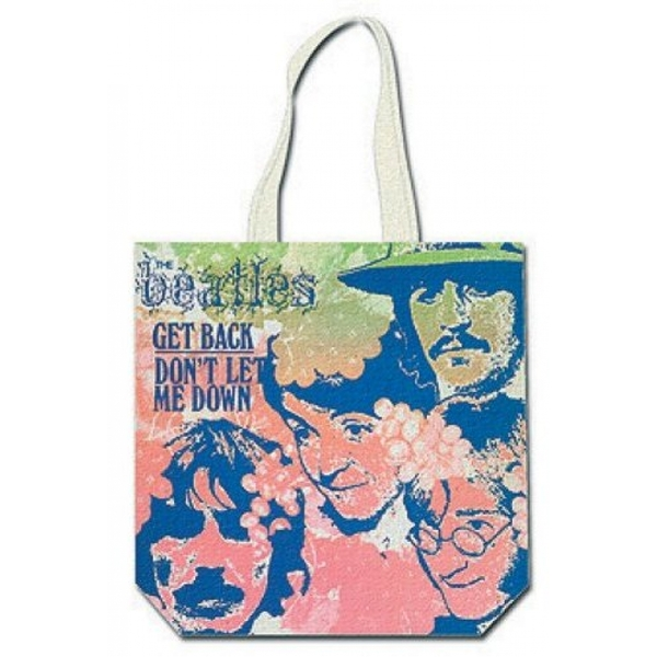 The Beatles - Get Back Tote Bag
