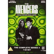 The Avengers - Series 4 DVD 8-Disc Set