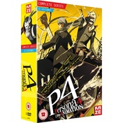 Persona 4 The Animation - Complete Season Box Set (Episodes 1-25) DVD