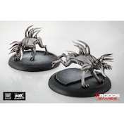 AVP The Miniatures Game Predator Hellhounds Expansion Board Game
