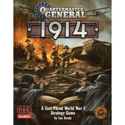 Quartermaster General: 1914 Board Game