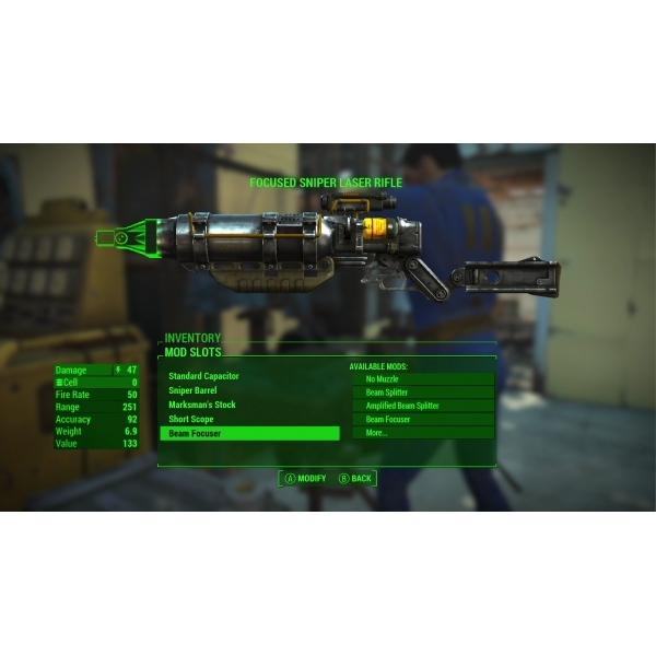 Fallout 4 PS4 Game - Image 5