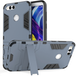 Huawei Honor 7X Armour Combo Stand Case - Steel Blue - Image 2