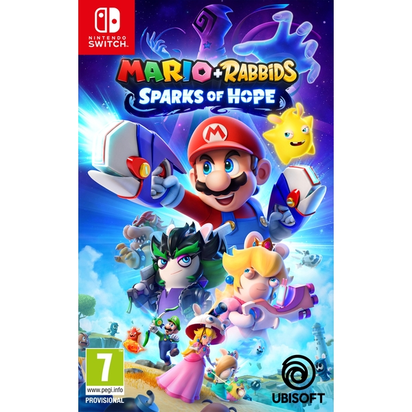 Mario + Rabbids Sparks Of Hope Nintendo Switch Game