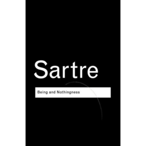 Being and Nothingness: An Essay on Phenomenological Ontology by Jean-Paul Sartre (Paperback, 2003)