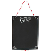 All I Want for Christmas Chalk Board