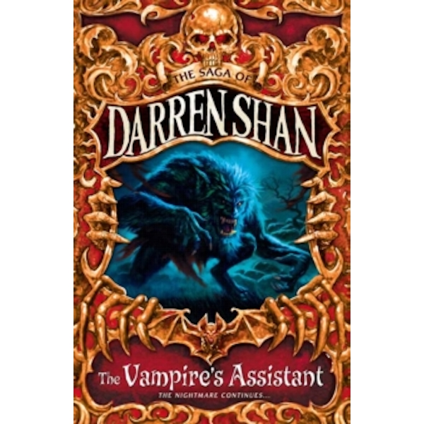 The Vampire's Assistant : 2
