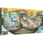 Pokemon TCG: Dragon Majesty White Kyurem-GX Special Collection
