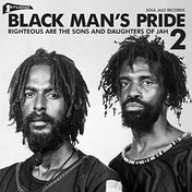 Various Artists - Black Mans Pride 2 (Righteous Are The Sons And Daughters Of Jah) Vinyl
