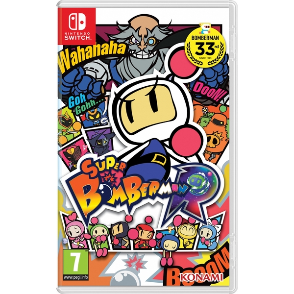 Super Bomberman R Nintendo Switch Game - Image 1