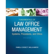 Fundamentals of Law Office Management by Pamela Everett-Nollkamper (Paperback, 2013)