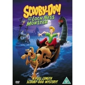 Scooby Doo Loch Ness Monster 2004 DVD