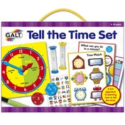 Galt Toys - Tell the Time Set