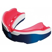 Makura Tephra Max Mouthguard Senior Navy/White/Red