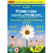 Three Miles North Of Molkom DVD