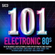 101 Electronic 80's CD