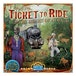 Ticket To Ride Map The Heart of Africa Board Game - Image 2