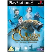 Golden Compass Game PS2