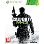 Call Of Duty 8 Modern Warfare 3 Game Xbox 360