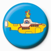 The Beatles - Submarine Icon Badge