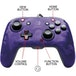 PDP Face off Deluxe Switch Controller and Audio (Camo Purple) for Nintendo Switch - Image 2