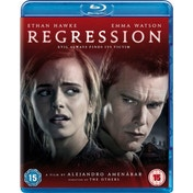 Regression Blu-ray