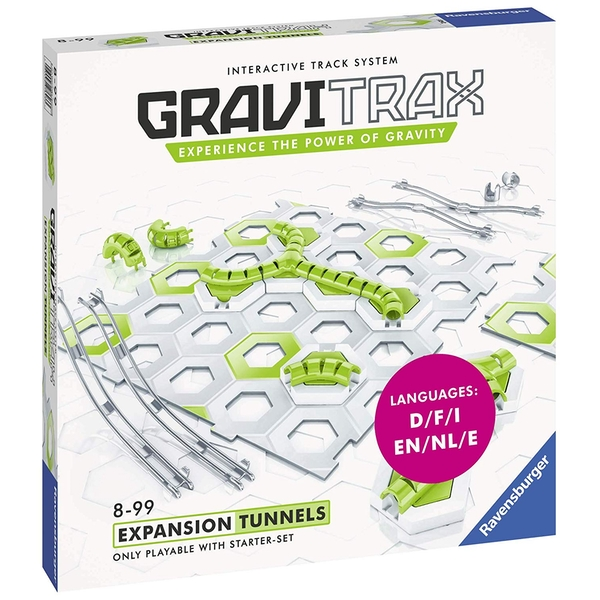 Ravensburger GraviTrax - Add on Tunnel Pack