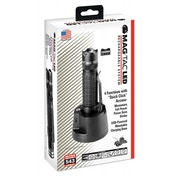Mag-Lite Mag-Tac Crowned Bezel Rechargeable skin head enclosure Rechargeable LED Torch 543 lumens
