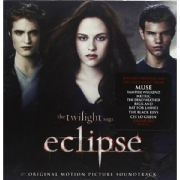 The Twilight Saga Eclipse Soundtrack CD