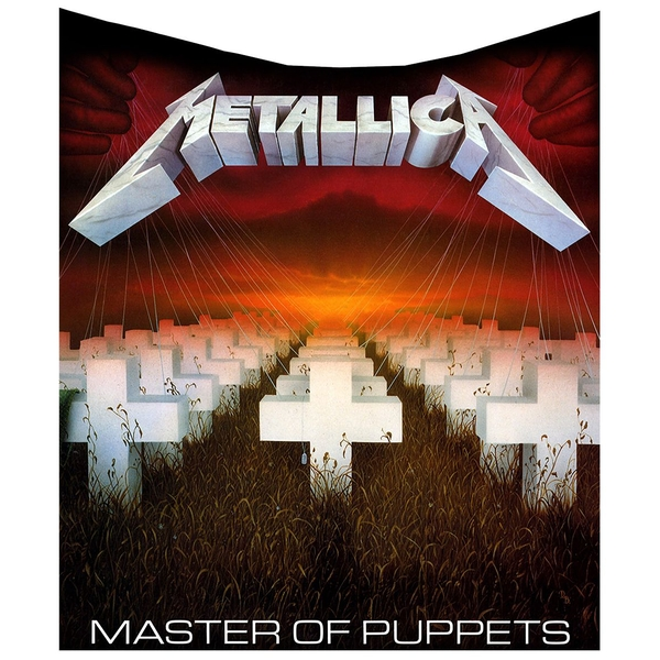 Master of Puppets (Metallica)Throw