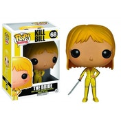 The Bride Beatrix Kiddo (Kill Bill) Funko Pop! Vinyl Figure