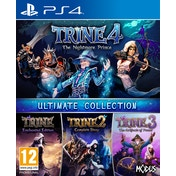 Trine Ultimate Collection PS4 Game