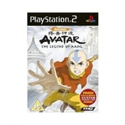 Avatar The Legend Of Aang Game PS2