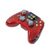 Datel Wildfire Evo LCD Wireless Controller In Red Xbox 360