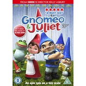 Gnomeo & Juliet DVD