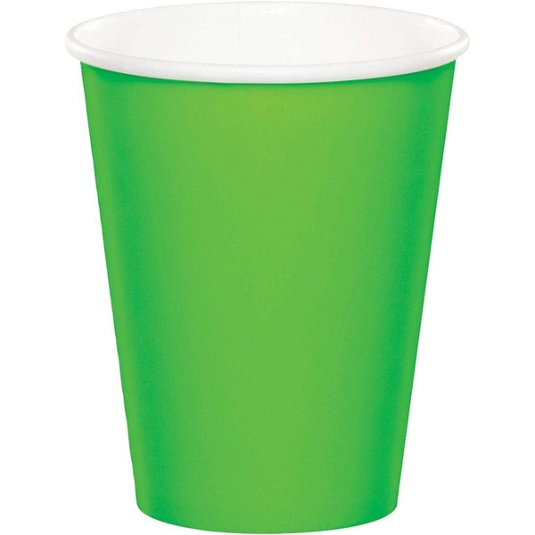 Paper Cups (Lime)