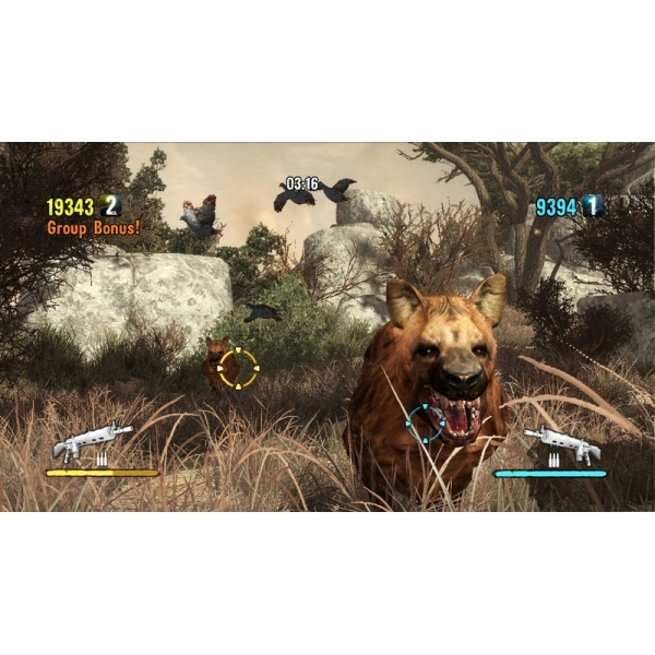 Cabelas Dangerous Hunts 2011 Game Xbox 360 - Image 2