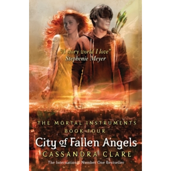 The Mortal Instruments: City of Fallen Angels by Cassandra Clare (Paperback, 2011)