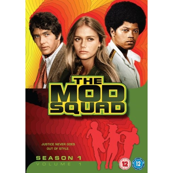 Mod Squad - Season 1 Part 1 DVD