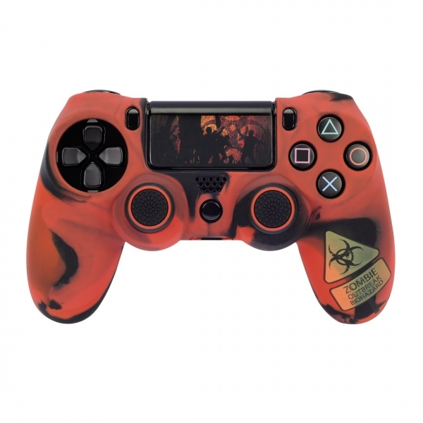 Undead 7 in 1 Accessory Pack for the Dualshock 4 Controller of the PS4 - Image 2