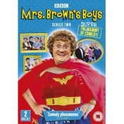 Mrs Browns Boys Series 2 DVD