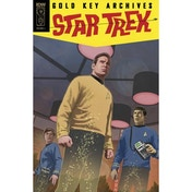 Star Trek Gold Key Archives Volume 4 Hardcover