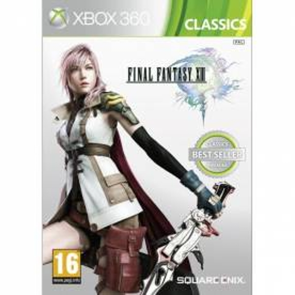 Final Fantasy XIII 13 Game (Classics) Xbox 360 - Image 1