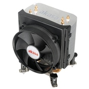 Akasa X4 Universal Socket 92mm PWM 2500RPM Black Fan CPU Cooler